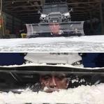 Chasse-neige personnalisé