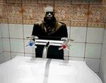 Matrix jusque devant ton lavabo...