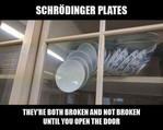 Schrödinger plates