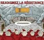 Rejoignez la résistance