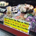 Le fromage, c'est la vie