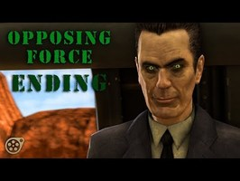 Opposing Force: Ending (Fan made SFM)