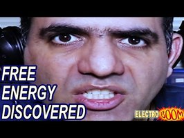 FREE ENERGY DISCOVERED in Ukraine, 3M Subs Celeb!!!