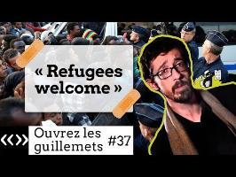 Usul. « Refugees welcome »