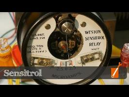 Vintage electrical tech - Weston Sensitrol Relay