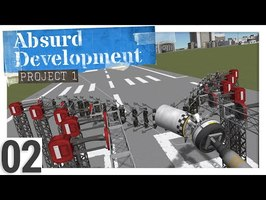 Decoupler Rope for the Thing! | Absurd Development, Project 1, Ep 02