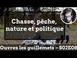 Usul. Chasse, pêche, nature et politique