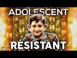 Cet ado a 12 ans quand il s'engage dans la résistance !