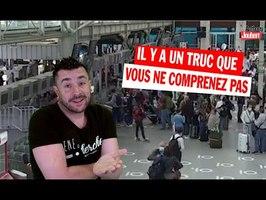 IL Y A UN TRUC QUE VOUS COMPRENEZ PAS (Parodie de Vianney)