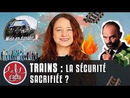SNCF : DERRIÈRE LA « GRÈVE », DES USAGERS MIS EN DANGER ?