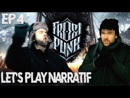 (Let's Play Narratif) Frostpunk - Episode 4 - L'appel de Londres