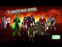 CDAL négatif - Single 21 - Le DC Animated Movie Universe (avec Mayo-Lek