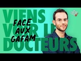 Clément Viktorovitch face aux GAFAM, avec des universitaires