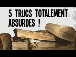 5 trucs totalement absurdes de l'Histoire - Nota Bene #37