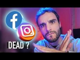 Facebook & Instagram presque mort, pourquoi ?