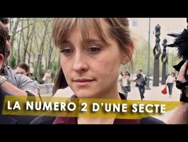 Allison Mack (Smallville) DANS UNE SECTE D'ESCLAVAGISTES ?!