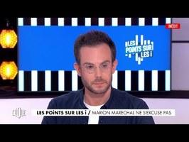 Clément Viktorovitch : Marion Maréchal ne s'excuse pas - Clique, 20h25 en clair sur CANAL+