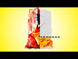 Pourquoi y a t-il autant d'air dans les sacs de chips ?