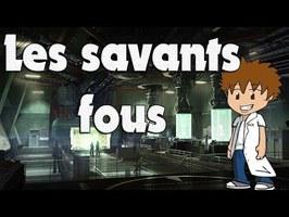 LES SAVANTS FOUS – La Science Des Jeux