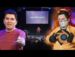 Captain Disillusion: World's Greatest Blenderer - Live at the Blender Conference 2018