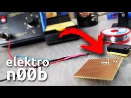 la soudure en électronique - matériel & méthodes - ElektroN00b