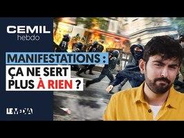 RÉPRESSION, DÉSINFORMATION ET COLÈRE : OÙ EST LA VRAIE VIOLENCE ? | CEMIL HEBDO #6