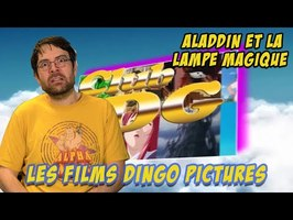 CLUB JDG - Aladdin et la lampe magique (DINGO PICTURES)