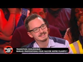 [Vlog] Ma première expérience TV ! (Balance ton post ! du 08/02/2019)