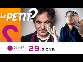 ❓LUI, UN COMPLOTISTE ? LE CAUCHEMAR ! • Le Petit Point d'? - 29 sept 19
