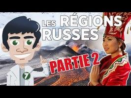 LES SECRETS DES RÉGIONS RUSSES - DOC SEVEN - Partie 2