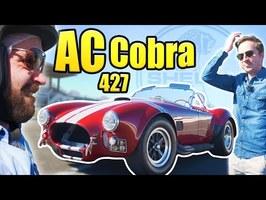 Essai Shelby AC Cobra 427 : INFARCTUS IMMINENT