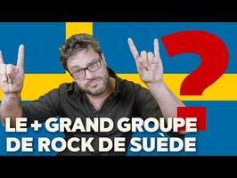 L'histoire du PLUS GRAND GROUPE DE ROCK DE SUÈDE ! - UCLA