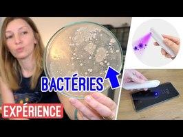 Lampe UV ou Gel Hydroalcoolique ? Quel est le plus efficace contre les bactéries ?