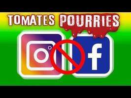 🍅 Facebook & Instagram BLOQUENT... AU HASARD ?! Tomates Pourries !