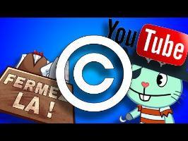 Youtube et le Copyright - FERMEZ LA (Vieux Dossier #14)