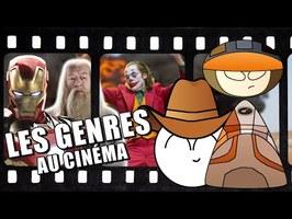 Point Culture : les genres au cinéma