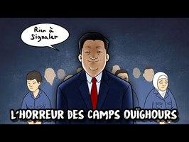 LMPC - Ouighours : l'horreur des camps en Chine