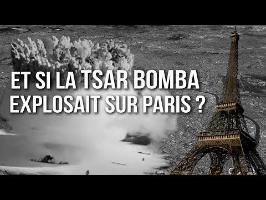 L'Évolution de la puissance des Bombes Nucléaires (de Trinity à la Tsar Bomba)