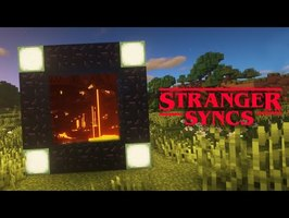 Using Minecraft to Visualize Music - Stranger Syncs
