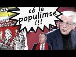 Populisme et populologie - Langues de bois #15