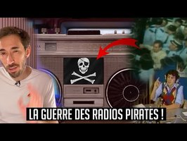 L'incroyable histoire des radios pirates ! (partie 1) - Une dose de curiosité #10