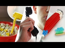 Lego In Real Life (TRILOGY II stop motion series)