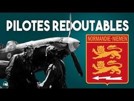 Les redoutables pilotes de chasse du Normandie-Niemen