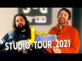 JDG STUDIO TOUR 2021