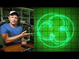 Drawing with Sound (Oscilloscope Music) - Smarter Every Day 224
