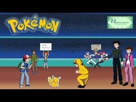 #87 - Pokémon : la ligue Indigo partie 2 (avec Lionel_B) - Ces dessins animés-là