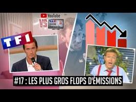 YouTube VS la télé #17 : Les plus gros flops d'émissions