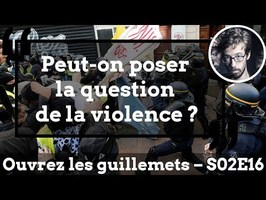 Usul. Peut-on poser la question de la violence ?