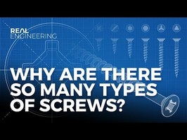Why Are There so Many Types of Screws?!