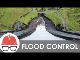 How Do Flood Control Structures Work?